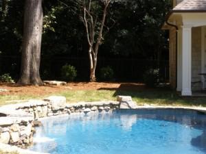 Pool, Landscape, Charlotte, NC